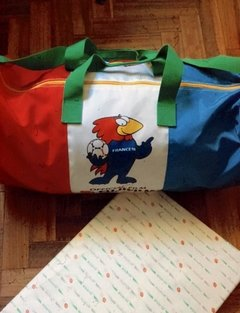 Vintage Fujifilm World Cup France98 BAG - Delaprovincia