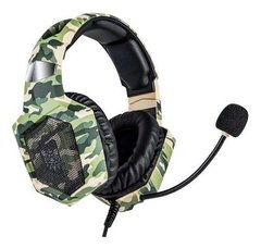 Auriculares Gamer Pro Stereo 4d Onikuma K8 Camuflados Ps4 on internet