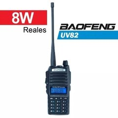 Handy Baofeng Uv82 Plus 8w Bibanda Tripower 2019 Factura A - buy online