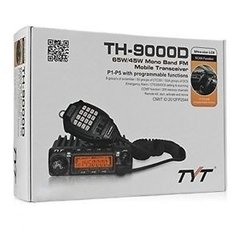 Image of Tyt Th-9000d, 65w  Tranceptor/movil 220-260mhz Dist Oficial
