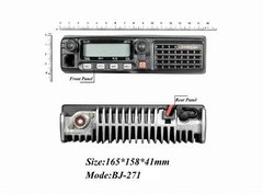 Base Vhf 136-173 Mhz 60w  Comercial Ideal Taxi -nautica Dist - online store