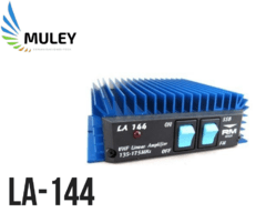 Amplificador Rm- Italy La144 De Vhf Ideal Handy Y Base 70w