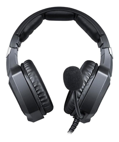 Auriculares gamer Onikuma K8 black y rgb light - MULEY S.A