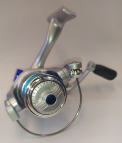 Reel Frontal Spinning 6 Rulemanes Ideal Pejerey Ultraliviano on internet