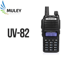 Handy Baofeng Uv82 Plus 8w Bibanda Tripower 2019 Factura A