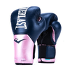 Guantes Boxeo Everlast Elite Kick Boxing 12 Oz Rosa Azul