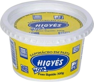 SAPONÁCEO CREMOSO 300ML HIGYES