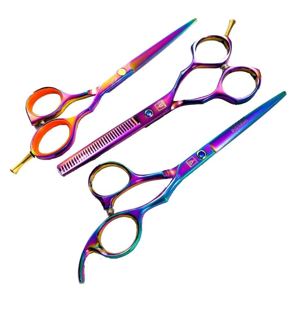 1ae673905 tesoura corte cabelo cabeleireiro barbeiro fio laser navalha desfiar