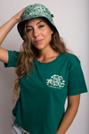 Camiseta Feminina 420 Friends Homegrow in Brazil