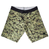 Boardshort Green Buds