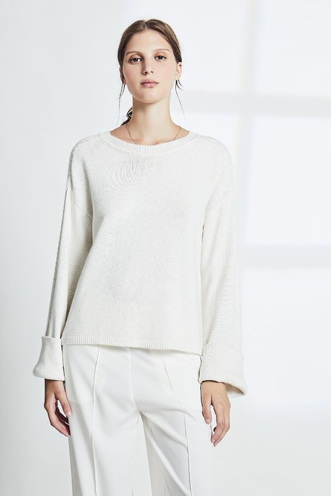SWEATER BLAIR CRUDO