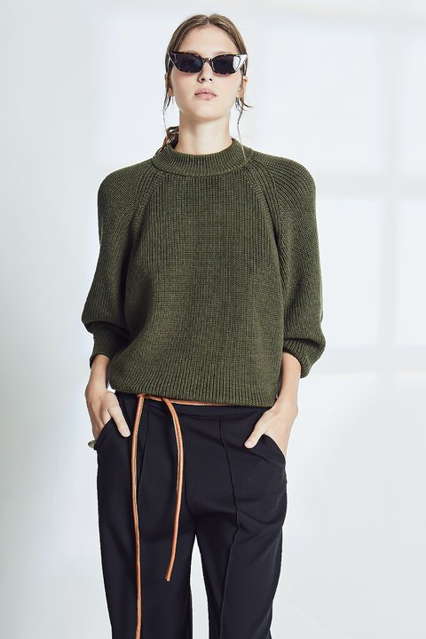 SWEATER GRACE VERDE