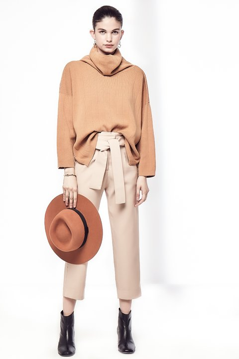 SWEATER HEDY CAMEL