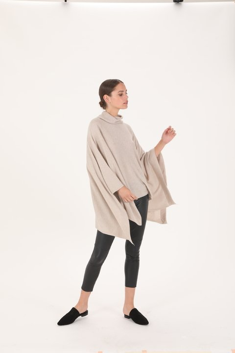 PONCHO TIM NATURAL