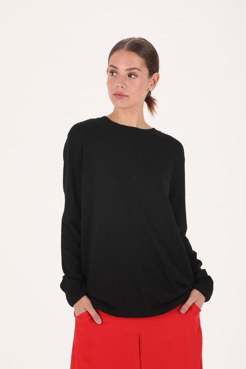 SWEATER FRED NEGRO