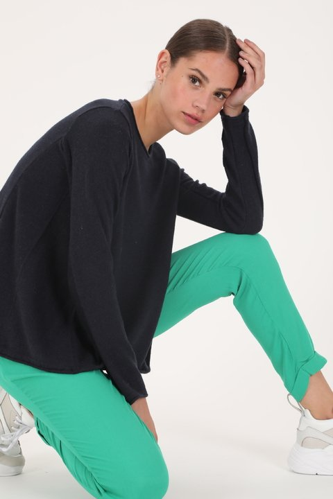 SWEATER ASH AZUL