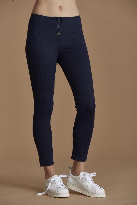 LEGGING FLASH AZUL