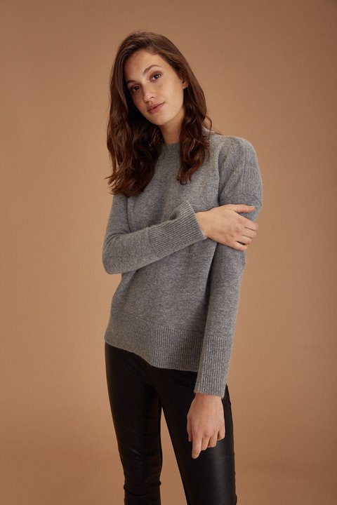 SWEATER WATTS GRIS