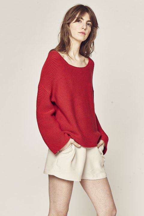 SWEATER PORTOFINO ROJO