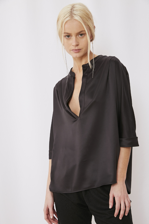 BLUSA TEQUILA NEGRO
