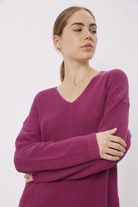 SWEATER ROSE VIOLETA en internet