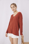 SWEATER ROSE LADRILLO