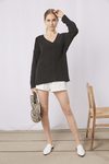 SWEATER ROSE NEGRO