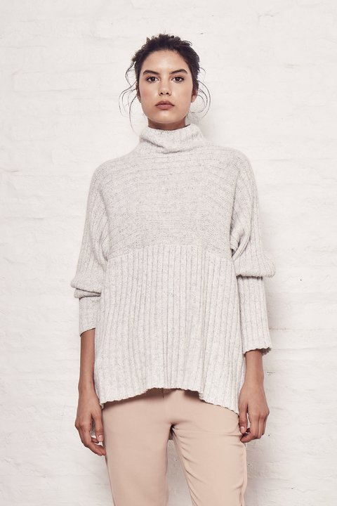 SWEATER CECILE GRIS