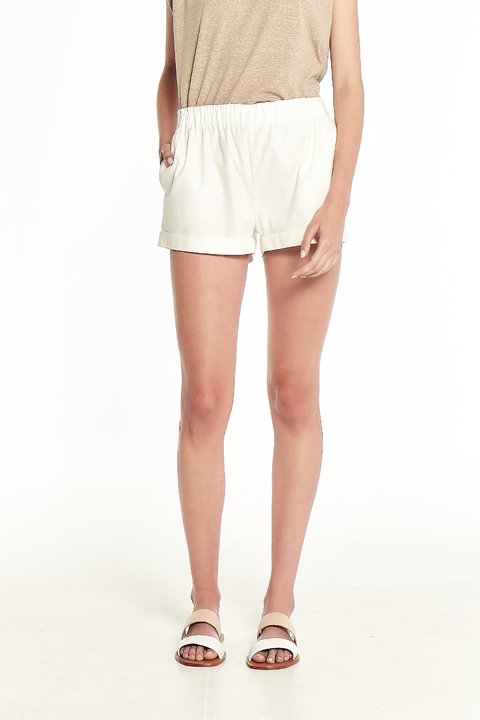 SHORT TANGER BLANCO