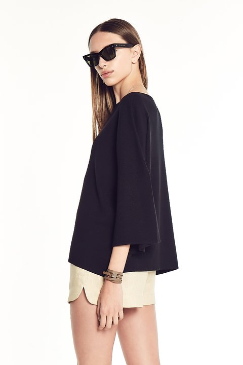 SWEATER NAILA NEGRO - comprar online