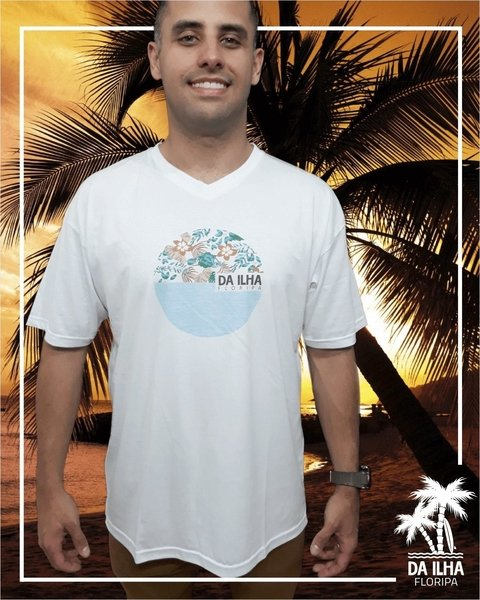 Camiseta Nature Clean Da Ilha Floripa
