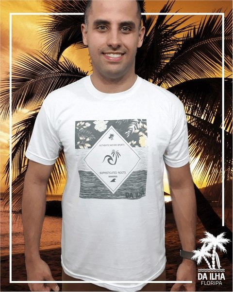 Camiseta Sophisticated Roots Original Floripa