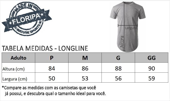6e22e506d Camiseta Longline Oversized Trion Board