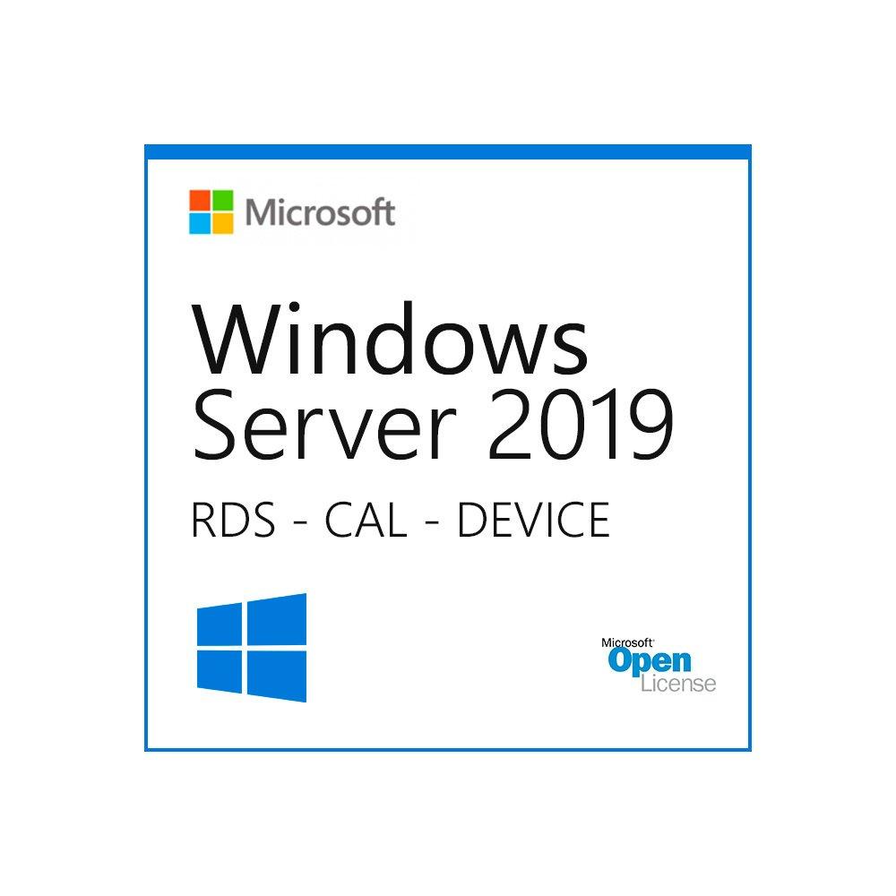 Microsoft Windows Remote Desktop Services 2019 - Device CAL
