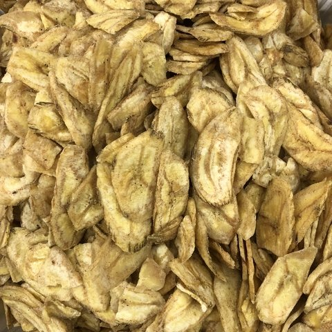 BANANA CHIPS SALGADA | 100g