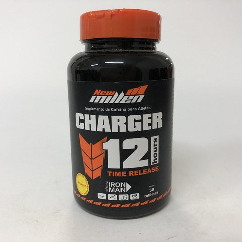 CHARGER 12 HOURS 30 TABLETES NEW MILLEN