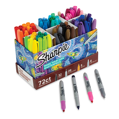 NUEVO!! KIT SHARPIE ULTIMATE COLECCION X 72 en internet