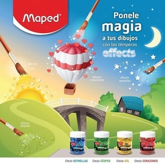 Tempera MAPED PEPS EFFECTS