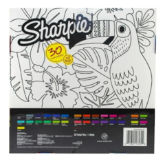 Set Sharpie Expression de 30 marcadores - Copitec Librería