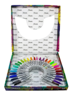 Set Sharpie Expression de 30 marcadores en internet