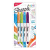 SET SHARPIE SNOTE X4