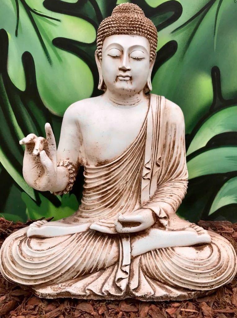 Buda L (70 x 60 cm) Resina