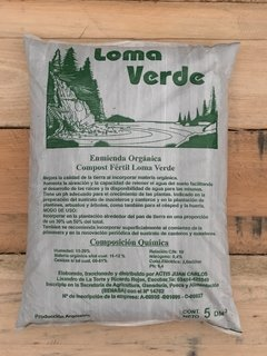 Compost Neutro 5 Lt.
