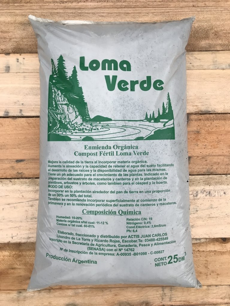 Compost Neutro 25 Lt.