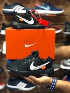 21638ad0245 Tenis Zapatillas Nike Roshe Two London 2 Negra Hombre