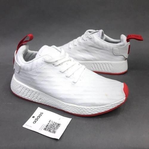 8589825d34f Tenis Zapatillas adidas Nmd R2 Blanca Hombre Envio Gra