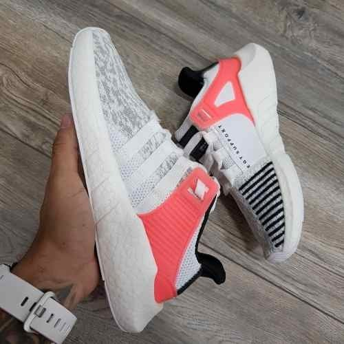 new style 8213a e3b1b Tenis Zapatillas adidas Eqt Support Blanca Hombre Env Gr