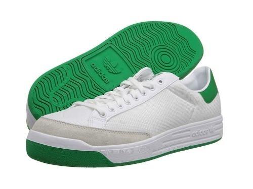 08e9f8072f7ca Tenis Zapatillas adidas Rod Laver Blanca Verde Hombre Env G. 0% OFF. 1
