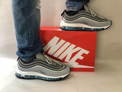 air max 97 hombre gris