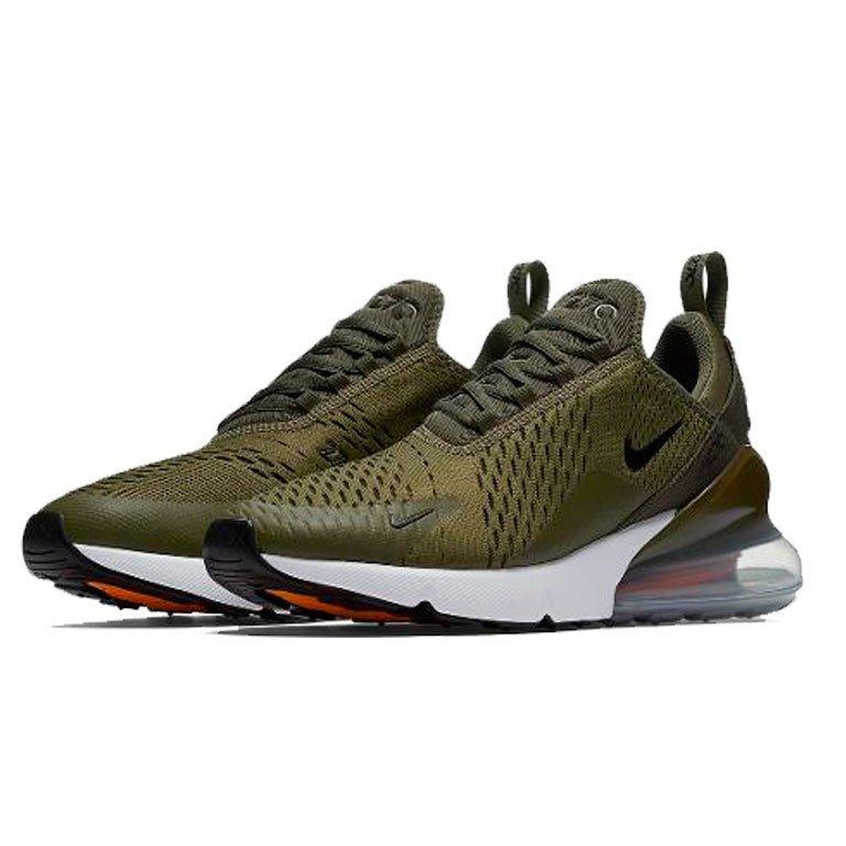27ad183f0 Tenis Zapatillas Nike Air Max 270 Verde Militar Hombre